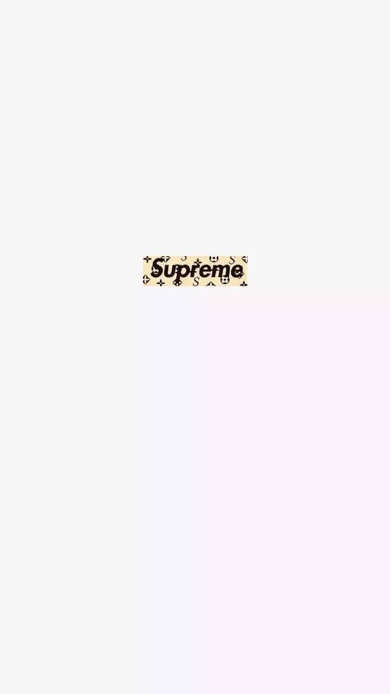 潮流壁纸丨 Supreme x Louis Vuitton 买不到但起码我可以拿来做壁纸 - I-SIZE - 定义
