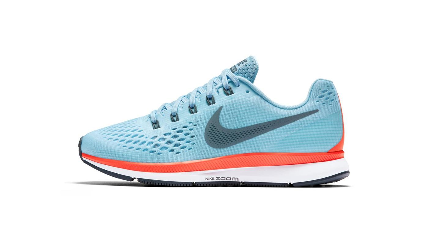 耐克跑鞋排行榜_耐克重新定义跑鞋之外观和速度体验
