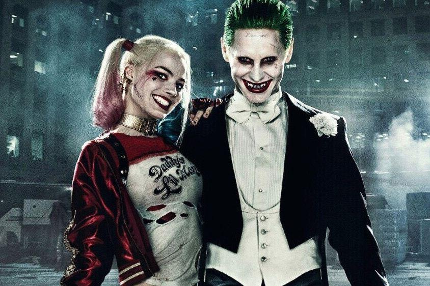 小丑情侣档---dc 或将推出《joker and harley quinn》独立电影图片